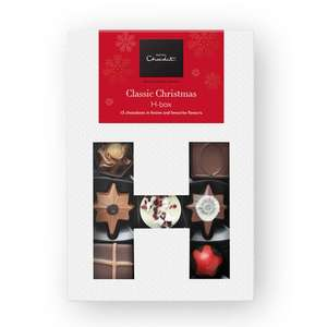 Hotel Chocolat - 50-70% off - Christmas H box down to £3.75 (Free C+C if in stock at store or £3.95 / £4.95 Del)
