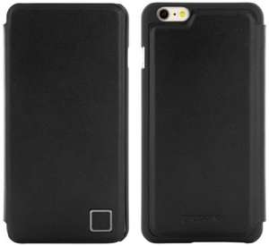 Proporta Leather Folio iPhone 6 Plus Case - Black £3.59 @ Argos ebay