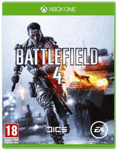 Battlefield 4 Xbox One £5 @ Amazon. Available to order again. 1-2 month wait time. £6.99 non Prime