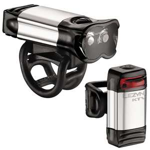 Lezyne KTV Drive Pro Front / Lezyne KTV Drive Rear £13.11 delivered @ Chain Reaction Cycles