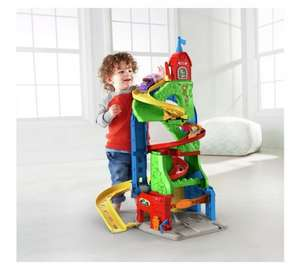 Fisher-Price Little People Sit 'n Stand Skyway Building Set was £39.99 now £23.99 @ Amazon