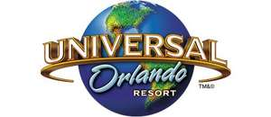 Universal Orlando tickets £199 @ Thomson Holidays - Glasgow