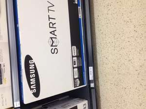 Samsung UE48J5200 smart TV instore £314 Tesco - Newton Aycliffe