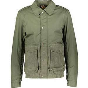 Timberland Mens green jacket £23 @ TK Maxx - £1.99 c&c