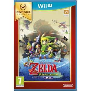 The Legend of Zelda: The Wind Waker (£14 at Tesco Direct)