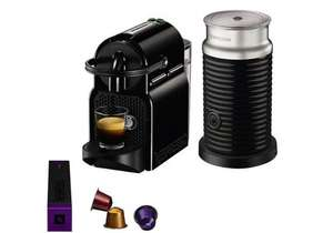 Nespresso Inissia Coffee Machine with Aeroccino by Magimix. £69.99 at John Lewis