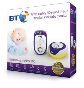 BT 300 Digital Baby Monitor £26.70 @ amazon.co.uk