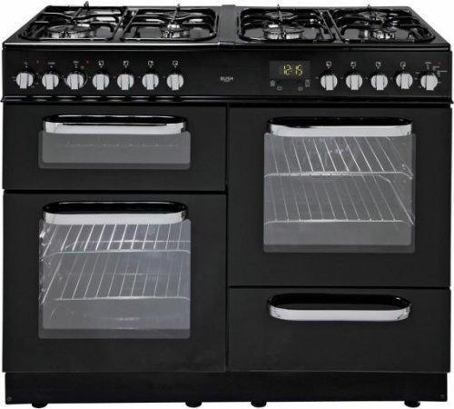 Bush 100cm dual fuel range cooker @ Argos