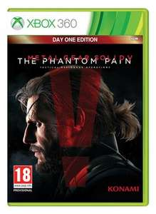 Metal Gear Solid V: The Phantom Pain Day 1 Edition (Xbox 360) NEW £6.39 delivered @ GAME