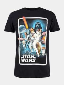 Star Wars, Marvel, Game of Thrones T-shirts > 50% off £7 @ Burton
