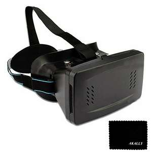 Akally 3D VR Headset with magnet £4.99 (Prime) / £8.98 (non Prime)  Sold by YSSHUI Co., Ltd and Fulfilled by Amazon.