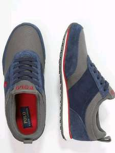 POLO RALPH LAUREN Ponteland Trainers (Newport navy/charcoal grey) £40 zalando