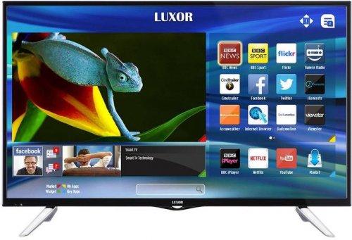 Luxor 43 inch 4K Ultra HD, Smart TV = £299.99 @ Very.co.uk
