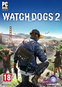 Watch Dogs 2 PC only £18.75 @ The Ubisoft Store with code (via email)