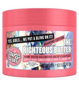 **Glitch** on soap and glory...min spend £2.50 @ boots...see description