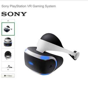 PlayStation VR In Stock at John Lewis £349.95 Plus 2 Year Warranty