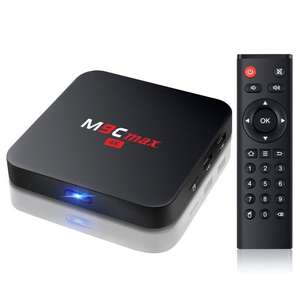 Bqeel M9C Max Smart Tv Box Android BOX 6.0 - £36.99 @ Sold by BQEEL Direct UK and Fulfilled by Amazon.