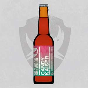 Brewdog Candy Kaiser - £12 for 12 bottles and free shipping!