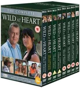 Wild at Heart: The Complete Series DVD Boxset (includes all 7 series plus feature length finale) £33.93 with free postage @ Xtra-Vision (if new customer use code XV10 to drop price to £30.54)