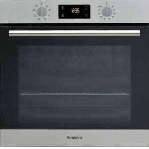 Hotpoint Built In Single Oven SA2 540 H IX - £69 Delivered @ Tesco