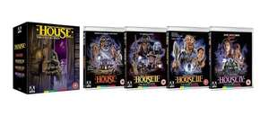 [Blu-Ray] House: The Complete Collection Limited Edition [1-4] £34.99 @ HMV