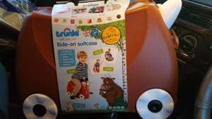 Gruffalo Trunki half price £22.50 INSTORE at Tesco