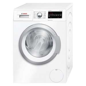 Bosch Serie 6 WAT24420GB Freestanding Washing Machine, 8kg Load, A+++ Energy Rating, 1200rpm Spin, White £329 @ John lewis