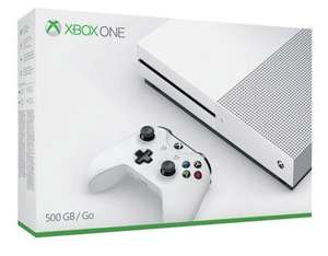 Refurbished Xbox One S Gaming Console 500GB White £185 Tesco Outlet ebay