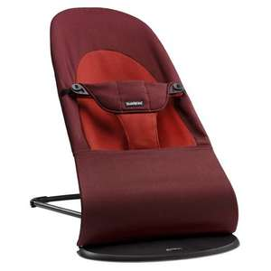 BabyBjorn Balance Soft Bouncer (Rust/Orange) - £99.61 + Free Delivery!!! @ Precious Little one