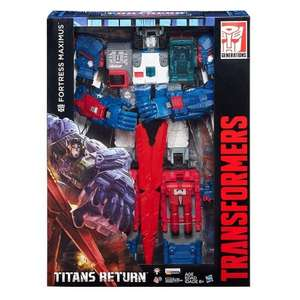 HUGE Transformer Fortress Maximus £60 off - £99.99 @ a1toys.com