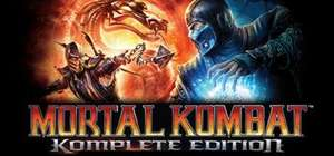 Mortal Kombat Komplete Edition Steam PC £0.95 (with FB code) @ CDKeys