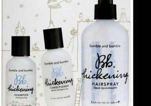 Bumble & Bumble thickening set £16.50 fabled.com