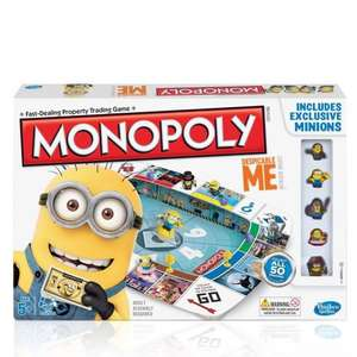 Despicable Me Monopoly £5 @ Smyths