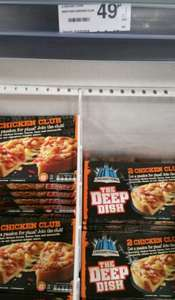 2 Chicago Town Deep Dish Pizza 49p @ Farmfoods