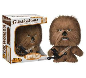 Pop! Fabrikations Star Wars Chewbacca (was £19.99) Now £9.99 delivered at Argos