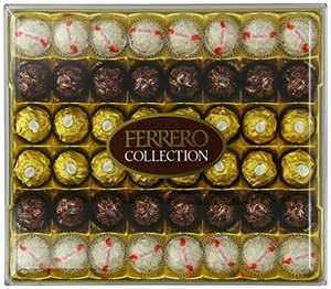 Ferrero Collection (48 Pieces = 518g) was £10.00 now £6.25 @ Iceland