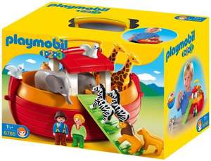 Playmobil Noah's Ark Playset £14.24 at Tesco Direct