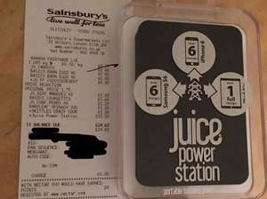 juice power station £15 @ Sainsbury's