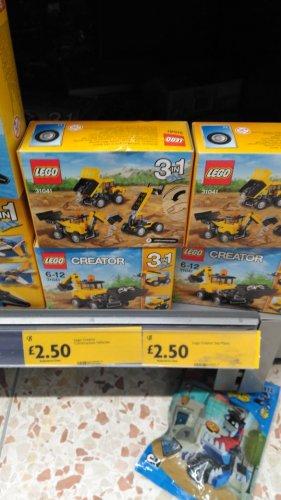 LEGO reductions £2.50 instore  Morrisons - Coventry Road - Birmingham