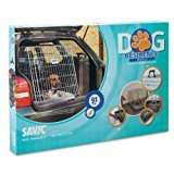 Savic Dog Résidence Mobile 91 Cm Dog Crate Zinc Plated 91 X 61 X 71 Cm £13.25 including free delivery from Equestrian Performance @ Amazon
