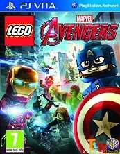 LEGO Marvel Avengers (PS Vita) £9.89 Delivered (As-new) @ Boomerang Rental