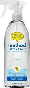 Method All Purpose Spray, Lavender (828ml) was £3.00 now £2.00 @ Sainsbury's
