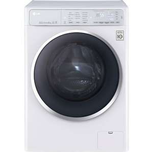 (Expired) LG F14U1TCN2 8Kg Washing Machine with 1400 rpm - White - 5 year LG Warranty @ ao.com