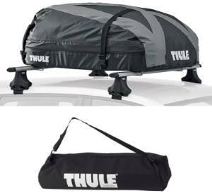 Thule Ranger 90 Foldable Roof Box Wessex Garages Ebay