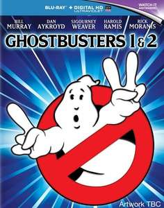 Ghostbusters 1 & 2 Blu-Ray £3.76 + £2 postage (Using Code / Free Delivery with orders £10+) @ Xtra-Vision