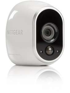 Netgear Arlo HD Wireless Battery Powered Camera - £69.97 Amazon (Lowest ever price, with code)