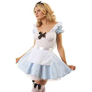 Classified Miss Alice Costume sizes 8 to 18 £18.98 delivered @  legs.galore / Ebay