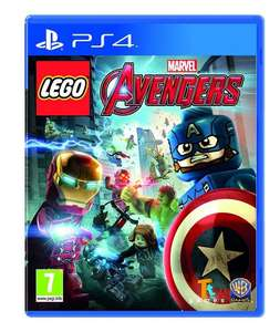 [PS4] Lego Marvel Avengers - £12.69 Delivered - Base