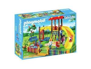Playmobil 5568 Children's Playground Was £19.99 Now £9.99 @ Argos