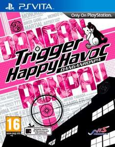 Danganronpa Trigger Happy Havoc (Vita) - £20.95 | Coolshop